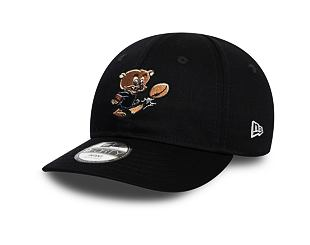 Dětská Kšiltovka New Era 9FORTY Chicago Bears Infant Mascot Night Shift Navy