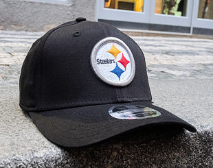 Kšiltovka New Era 9FIFTY Pittsburgh Steelers Stretch Snap OTC