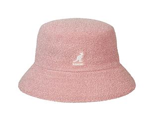 Klobouk Kangol K3050ST Bermuda Bucket Dusty Rose