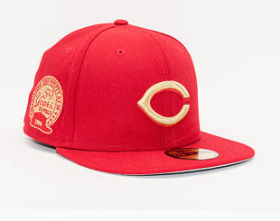 Kšiltovka New Era 59FIFTY Cincinnati Reds 59th Team