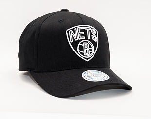 Kšiltovka Mitchell & Ness Brooklyn Nets 610 Neon Lights