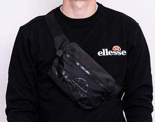 Ledvinka Ellesse Rosca Cross Body Bag Black Mono SAEA0593
