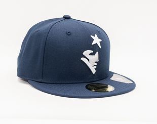 Kšiltovka New Era 59FIFTY New England Patriots Team Tonal Navy