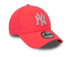 Kšiltovka NEW ERA 9FORTY MLB League Essential Neon Pack New York Yankees Pink