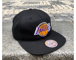 Kšiltovka Mitchell & Ness Los Angeles Lakers Deadstock Throwback Snapback