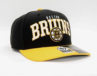 Kšiltovka 47 Brand Boston Bruins McCaw MVP DP Black/Yellow
