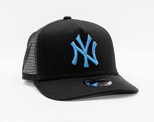 Kšiltovka New Era 9FORTY Kids A-FRAME Trucker MLB League Essential New York Yankees