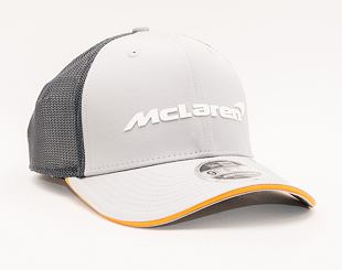 Kšiltovka New Era 9FIFTY Stretch Snap Special Ed Abu Dhabi McLaren Gray