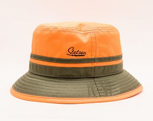 Klobouk Stetson Olive Green/Orange 1815103