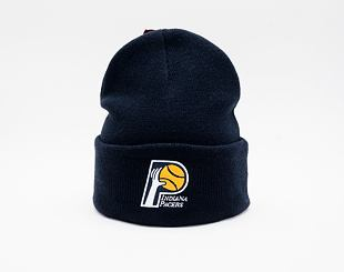 Kulich Mitchell & Ness Team Logo Cuff Knit Indiana Pacers