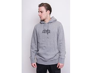Mikina HUF Landmark Hoodie Grey Heather