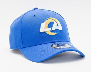 Kšiltovka New Era 9FORTY NFL The League 2020 Los Angeles Rams Strapback Team Color