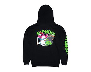 Mikina RIP N DIP Teenage Mutant Hoodie RND4725 Black