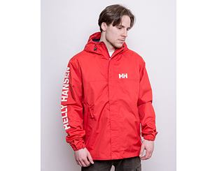Bunda Helly Hansen Ervik Jacket 224 Alert Red