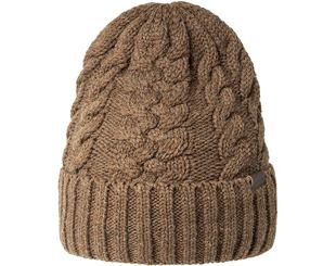 Kulich Kangol Cable Beanie Tan Heather K3376HT-TH262