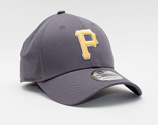 Kšiltovka New Era 39THIRTY MLB League Essential Pittsburgh Pirates Stretch Fit Red