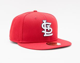 Kšiltovka New Era 59FIFTY MLB Authentic Performance St. Louis Cardinals Fitted Team Color