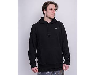 Mikina New Era Essential Flag Hoody Black