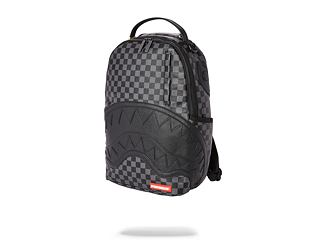 Batoh Sprayground Henny Black Checkered Sharkmouth