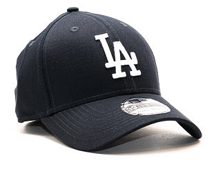Kšiltovka New Era League Basic Los Angeles Dodgers Navy/White 39THIRTY Stretchfit