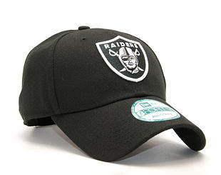 Kšiltovka New Era 9FORTY The League Oakland Raiders Strapback Team Color