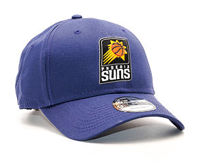 Kšiltovka New Era Team Phoenix Suns Purple 9FORTY Strapback