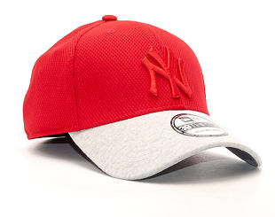 Kšiltovka New Era Diamond Era New York Yankees 39THIRTY Scarlet/Grey