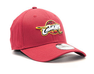 Kšiltovka New Era Team Cleveland Cavaliers 39THIRTY Red Stretchfit