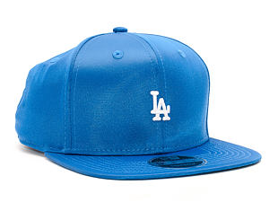 Kšiltovka New Era Mini Logo Snap Los Angeles Dodgers 9FIFTY Blue/White Snapback
