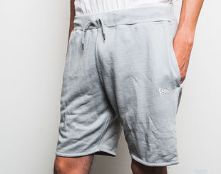 Kraťasy New Era Sandwash Short Gray