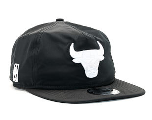 Kšiltovka New Era Premium Sport Chicago Bulls 9FIFTY Black/White Clipback