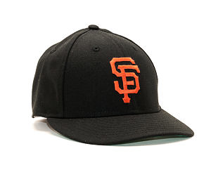 Kšiltovka New Era Low Profile 9FIFTY Relocation San Francisco Giants Official Team Colors Fitted