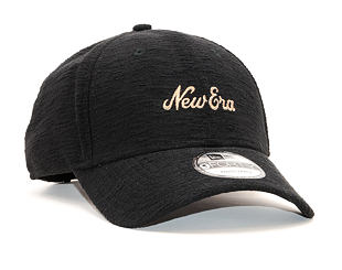 Kšiltovka New Era 9FORTY Slub Black/Khaki Snapback