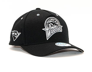 Kšiltovka Mitchell & Ness INTL441 Golden State Warriors Black/Grey/White Snapback