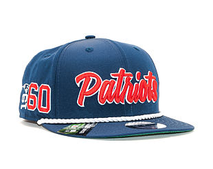Kšiltovka New Era 9FIFTY NFL New England Patriots ONF19 Sideline 1960 OTC