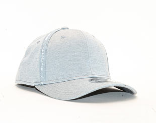 Kšiltovka New Era 9FIFTY Tape Gray / Optic White Snapback