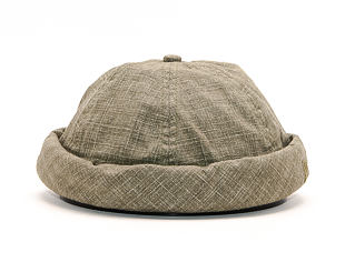 Čepice Rollcap New Era Premium Cotton Docker Skully New Olive