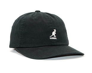 Kšiltovka Kangol Washed Baseball Black K5165HT-BK001