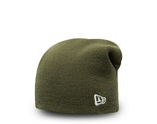 Kulich New Era Essential Long Knit New Olive