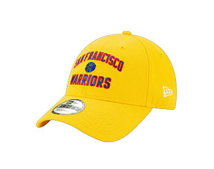 Kšiltovka New Era 9FORTY San Francisco Warriors Hardwood 19 OTC