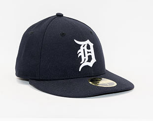 Kšiltovka New Era 59FIFTY Low Profile Detroit Tigers Auth Team