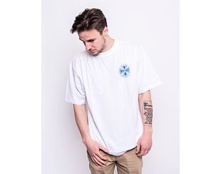Triko Independent Spectrum Truck Co T-Shirt White