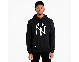 Mikin New Era MLB Team Logo Hoody New York Yankees Black