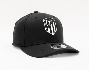 Kšiltovka New Era 9FIFTY Stretch Snap Monochrome Athletico Madrid Black