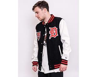 Bunda New Era MLB Cooperstown Jacket Detroit Tigers Black