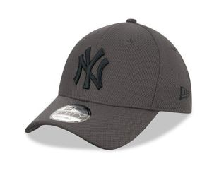 Kšiltovka NEW ERA 9FORTY MLB Diamond Era New York Yankees Strapback Graphite / Graphite