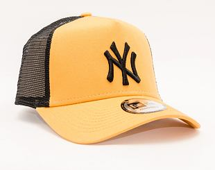 Kšiltovka New Era 9FORTY A-FRAME Trucker MLB League Essential New York Yankees