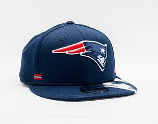 Kšiltovka New Era 9FIFTY NFL20 Sideline Home New England Patriots Snapback Team Color