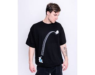Triko RIP N DIP Hoops Pocket Tee Black