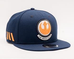 Kšiltovka NEW ERA 9FIFTY Rebel Resistance Oceanside Blue STAWARS